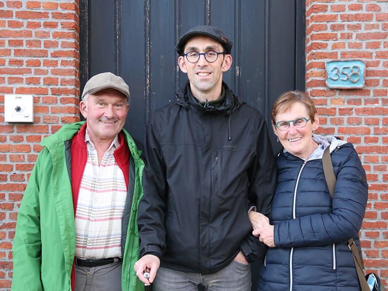 5.1. De Sperwer Doe mee als client Verhaal Ouders Peter Herman en Lutrece